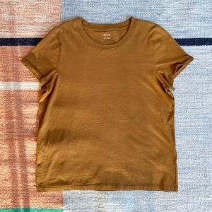 Madewell basic t-shirt